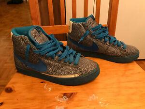 Nike Blazer Hi Premium 'Glow In The
