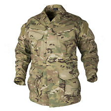 NEW HELIKON SFU ARMY TACTICAL COMBAT SHIRT AIRSOFT MILITARY MULTICAM CAMO XL Reg