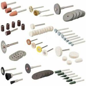203 Piezas Giratorio Taladro Eléctrico Tool Kit de Accesorios para Dremel Multi
