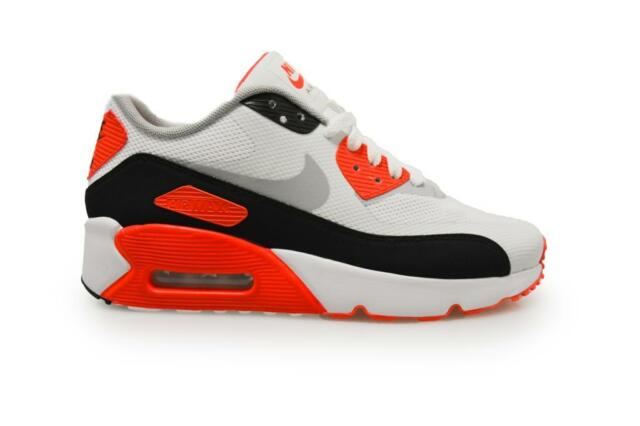buy online 761f8 501fa Juniors Nike Air Max 90 Ultra 2.0 (GS) - 869950 102 - White Orange