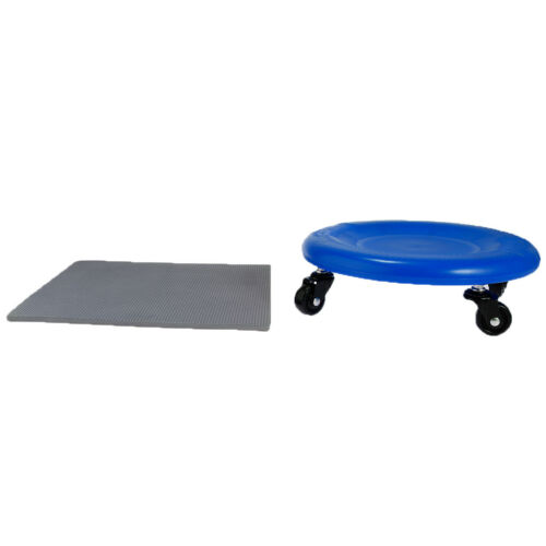 Ab Exercise Equipment Wheel Roller Home Core Abdominal Arm Muscle Trainer