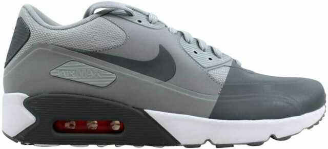 big sale d29cc 4311a Nike Air Max 90 Ultra 2.0 SE Mens 876005-001 Cool Grey Running Shoes Size  11.5