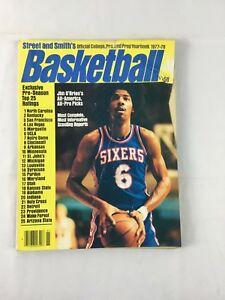 Basketball-Yearbook-Vintage-1977-Magazine-Dr-J-Julius-Erving