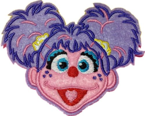 Sew On Patch Cute Abby Cadabby Embroidered Iron On