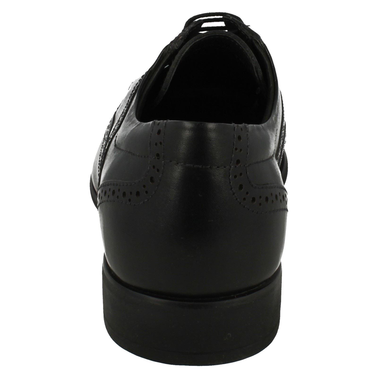 Herren panapolis schwarzes Leder förmliche Schuhe von Anatomic Einzelhandel