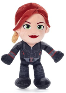 "New Official 12/"" MARVEL AVENGERS END GAME Black Widow plush soft toy"