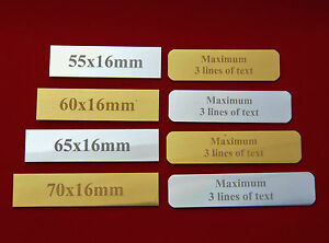 10-X-Sports-Trophy-Engraved-Plates-Plaque-Picture-Frame-Engraved-Gift-Label