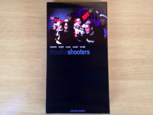 *NEW! SEALED! TROUBLESHOOTERS: VHS SKATE (Osiris, 1998) THE STORM PREQUEL A+++