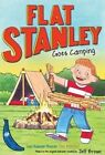 Flat Stanley Goes Camping: Blue Banana by Jeff Brown (Paperback, 2014)