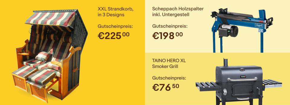 10%-Gutschein für Garten & Co. – Zu den Angeboten - 10%-Gutschein* für Garten & Co.