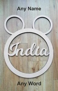 6-mm-Thick-MDF-Wooden-Name-Panda-Ears-Heights-15-cm-to-Large-60-cm
