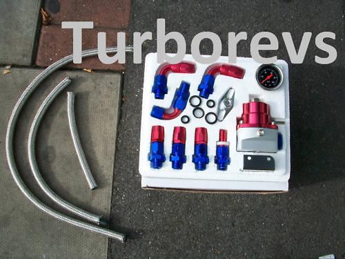 SAAB 900 9000 9-3 9-5 93 95 FUEL PRESSURE REGULATOR KIT