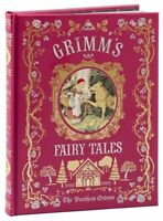 Brothers Grimm's Fairy Tales By Jakob Grimm, Wilhelm Grimm Leatherbound