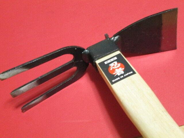 Higoryu Ninjya   Japanese Farming tool Hoe & Ika Hoe   Garden tool One hand hoe