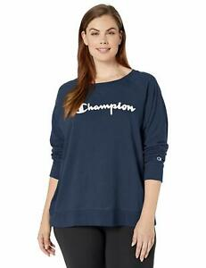 Pick SZ//Color. Champion Womens Activewear French Terry Pullover Sweatshirt