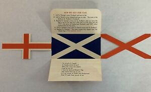 Fold-out-paper-ad-Candy-Shop-Canadian-Flag-St-Georges-Andrews-Patricks-Cross