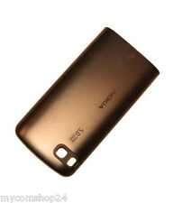 Original Nokia C3-01  Backcover Akkudeckel in Bronze Kupfer Braun