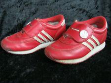 Super süße rote Addidas Sportschuhe für Mädchen in Größe 26 (UK Größe 8,5 K)