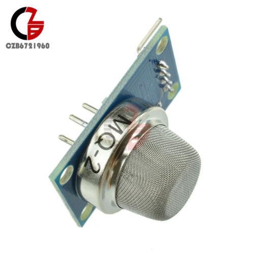 5PCS MQ2 Gas Sensor Module Smoke Butane Methane Detection Detector for Arduino