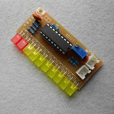 Hotsale LM3915 Audio Level Indicator DIY Kit Electronic Audio Indicator Suite