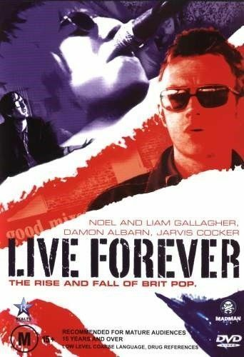 1 of 1 - Live Forever (DVD, 2004)-REGION 4-Brand new-Free postage
