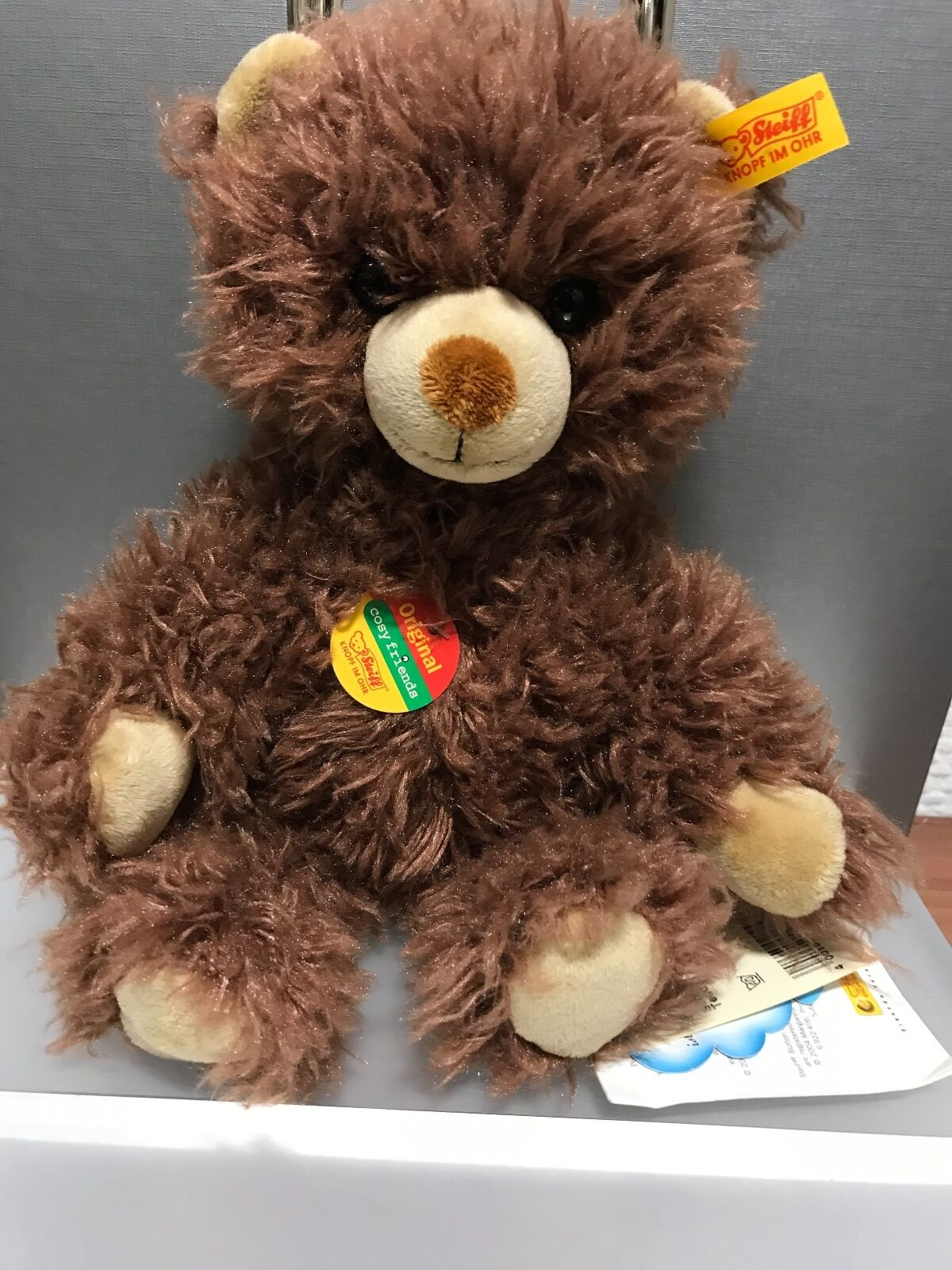 Steiff 020247 Dangling - Teddy 28 Cm. Top Condition