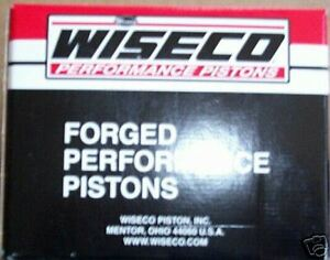 Details about SUZUKI DR650 WISECO PISTON KIT 1MM OVER DR 650 90-95