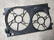 Lüfterblech Doppellüfter Rahmen Lüfter VW Golf 4 Bora AUDI A3 8L V6 1J0121207R