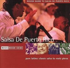 Various Artists : Rough Guide to Salsa de Puerto Rico CD (2008)