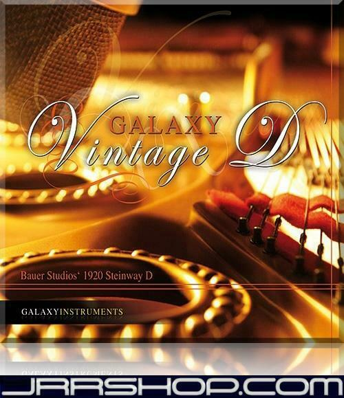 Best Service Galaxy Vintage D - Educational eDelivery JRR Shop