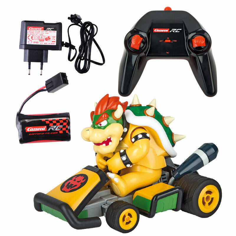 CARRERA RC Mario Kart 7 'Bowser' 1 16 2.4Ghz RTR 162112