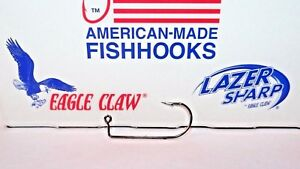 Eagle-Claw-90-Aberdeen-Round-Bend-Jig-Hooks-bronze-Taille-2-100-Pack-570