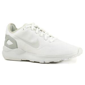 Details zu NIKE WMNS LD Runner LW Damen Schuhe 902864 100 Turnschuhe Sneaker Mono Weiß Grau