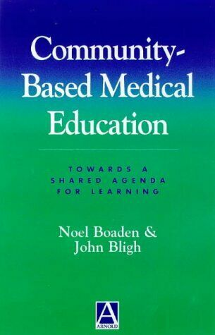Community-Based Medical Education