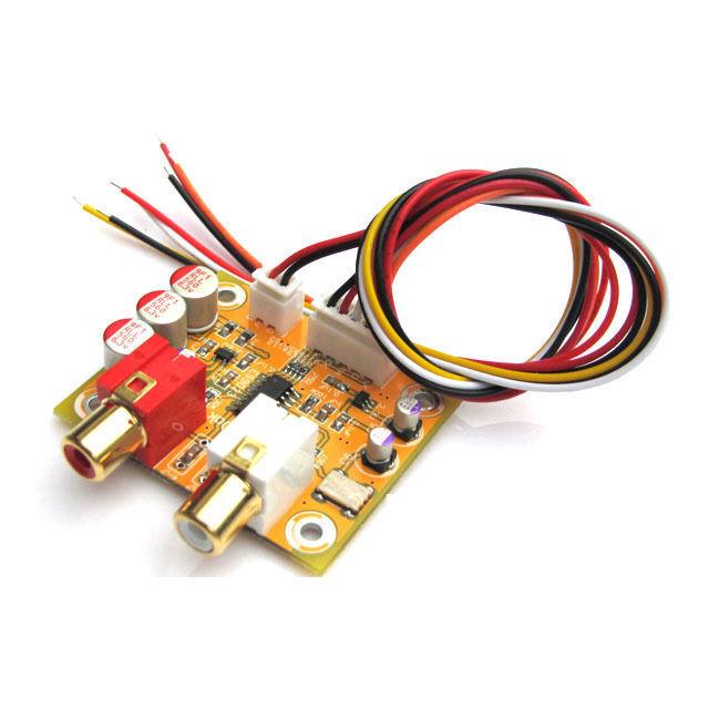 Audiophonics DAC Sabre ES9023 I2S vers Analogique 24bit/192KHZ Raspberry PI