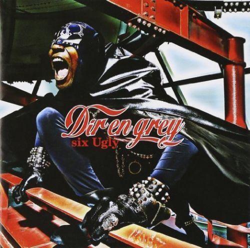 DIR EN GREY-SIX UGLY-JAPAN CD E78