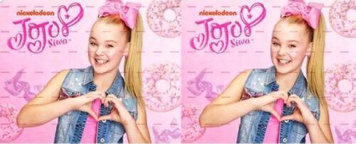 """7//8/"""" 2 YARDS Jojo Siwa Grosgrain Ribbon Hair Bow Gift Wrap Cards Crafts Lanyards"""