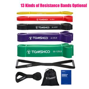 TOMSHOO Resistance Bands Set Pull Up Assist Bands Set Resistance Bands Powerlift