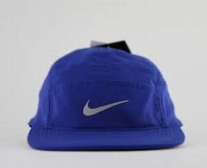 new style 6bd24 188d7 Image is loading Nike-Dri-Fit-Hat-Gym-Run-AW84-5-