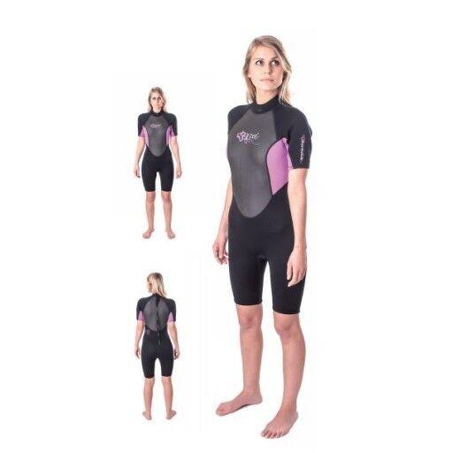 XCEL - Damen - - - Thermolite Shorty 2mm - Orcid - Tauchanzug für tropische Gewässer bbab8d