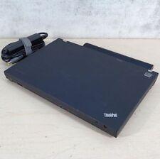 ThinkPad T400 T9600 2.8Ghz ,4GB,160GB, DVD+RW,WebCam, Win7,Office 2010