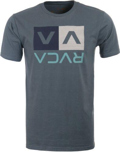 New RVCA VA Sport Stripe Box T-Shirt
