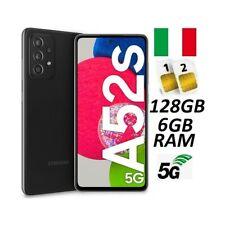 SAMSUNG GALAXY A52s 5G (2021) DUAL SIM SM- A528B 128GB/6GB BLACK ITALIA NO BRAND