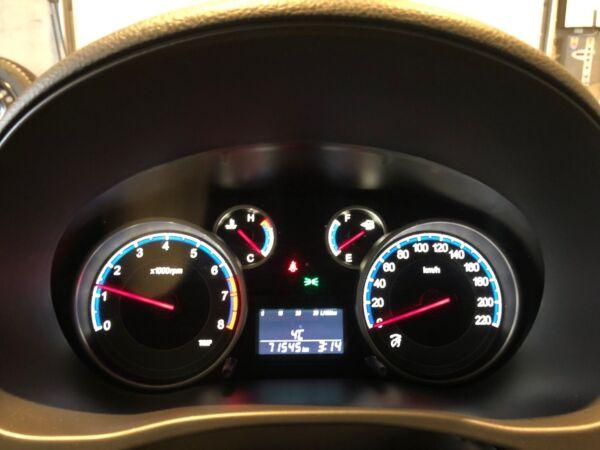 Suzuki SX4 1,6 CombiBack S - billede 5