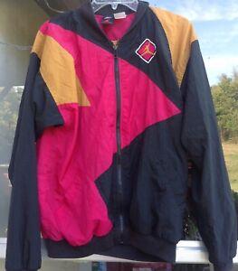Details about Vintage 90s Nike Air Jordan Color Block Windbreaker Nylon Jacket Coat *WoW*