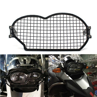 Steel Headlight Protector Guard Lense Cover For BMW R1200GS 2004-2012