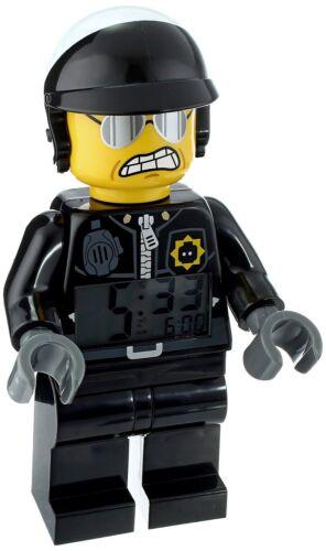 Lego 9009952 Bad Cop Minifigure Alarm Clock , New, Free Shipping