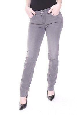 NUOVO M/&S Collezione Azzurro Super Skinny Jeans Spencer Mid Marks /& Rise taglia 12