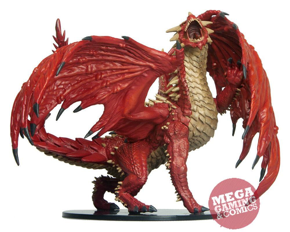 Pathfinder Battles Gargantuan Red Dragon NEW SEALED