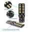 2X-T10-168-194-W5W-3014-24SMD-LED-Canbus-No-Error-Car-Side-Wedge-Light-White-New thumbnail 5